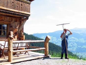 Kohler Hütte - Tirol - Österreich