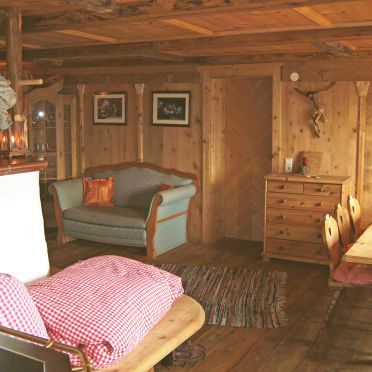 Wohnraum2, Kohler Hütte, Fügen, Tirol, Tirol, Österreich