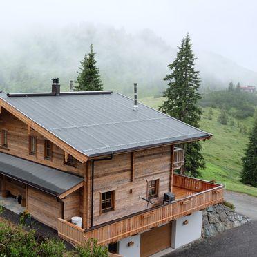 Rückansicht Premium und Landhaus, Chalet Brechhorn Landhaus, Westendorf, Tirol, Tirol, Österreich