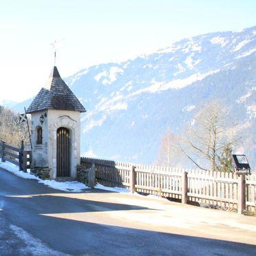 Josef-Speckbacher-Hütte, Aussicht Winter