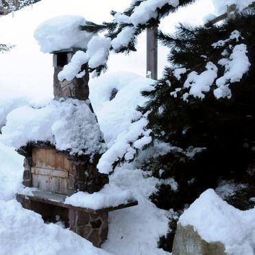 Winter, Josef-Speckbacher-Hütte in Mayrhofen, Tirol, Tirol, Österreich