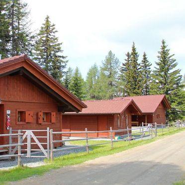 Alpine-Lodges Gertraud, Aussenansicht