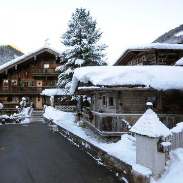 Winter, Forsthaus Daringer in Mayrhofen, Tirol, Tirol, Österreich