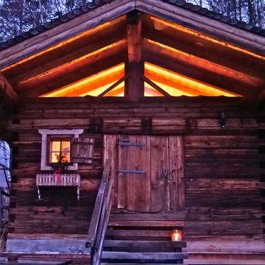 winter, Goldwäscherhütte in Rauris, Salzburg, Salzburg, Austria