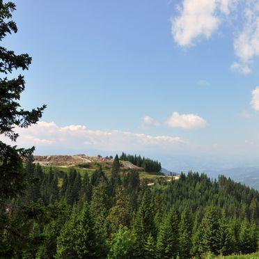 Aussicht, Almliebe-Feriendorf Koralpe, St. Stefan , Kärnten, Kärnten, Österreich