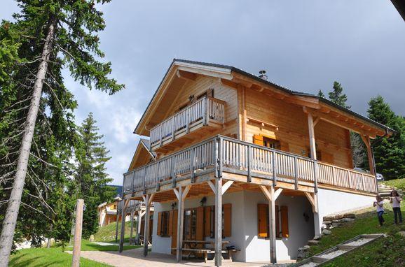 , Almliebe-Feriendorf Koralpe, St. Stefan , Kärnten, Carinthia , Austria