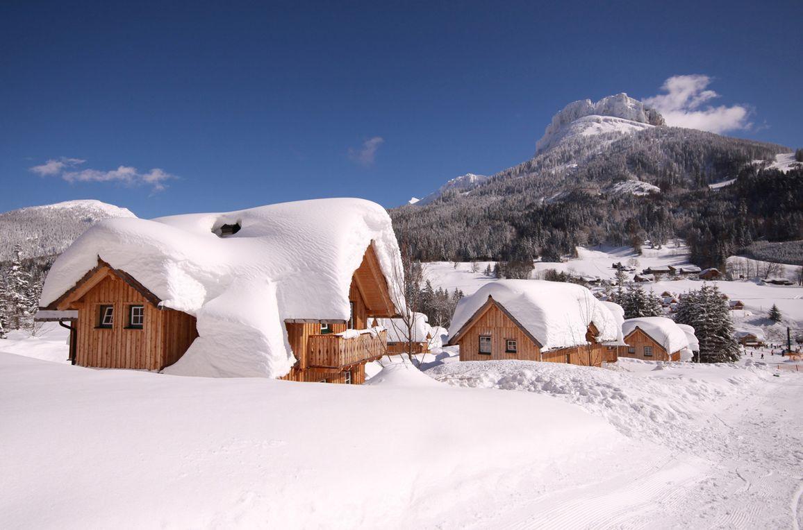 Alpenparks Luxury, Huettendorf3