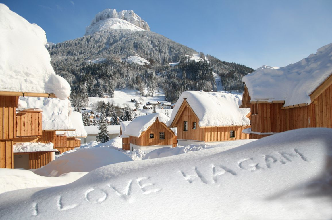 Alpenparks Luxury, Winter