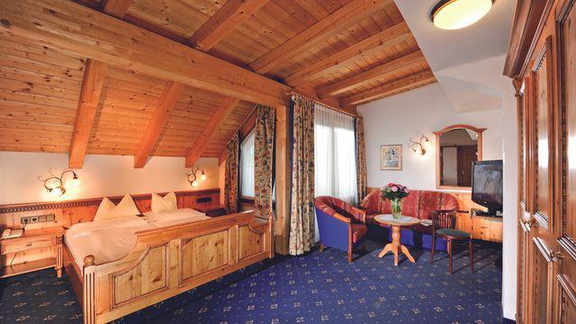 """Doppelzimmer De Luxe """"Fürstenhaus"""""""