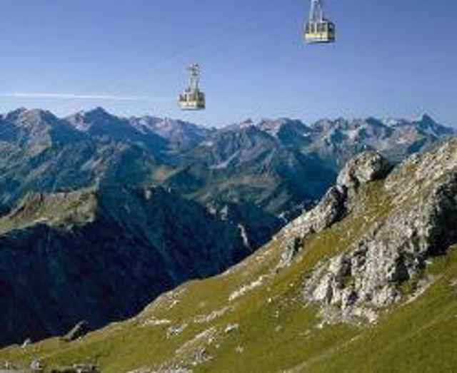 Wanderwoche // Bergbahnopening