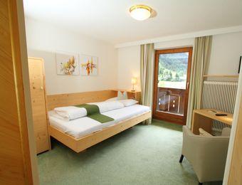 Einzelzimmer Wildspitzblick - Biohotel Stillebach