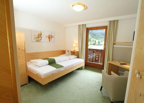 Einzelzimmer Wildspitzblick (1/1) - Biohotel Stillebach
