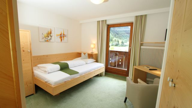 Single-room Wildspitzblick