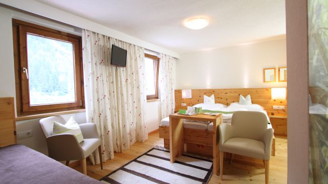 Zirben-three-bed-room Stillebach