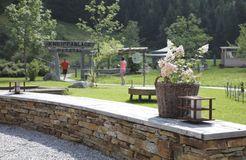 Kneippanlage Pitztal - Biohotel Stillebach, St. Leonhard im Pitztal, Tirol, Österreich