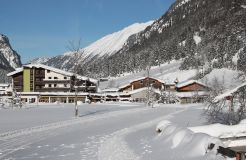 Biohotel Stillebach: Wintertraum - Biohotel Stillebach, St. Leonhard im Pitztal, Tirol, Österreich