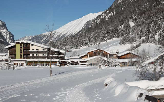 Biohotel Stillebach: Wintertraum