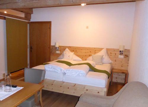 Biohotel Stillebach Zimmer Appartement Siggi (1/2) - Biohotel Stillebach