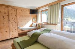 Biohotel Stillebach Zimmer Doppelzimmer Waldspitzblick (3/3) - Biohotel Stillebach