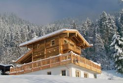 Rent a chalet on New Year's Eve