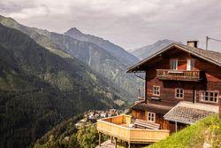 Hütten in Mayrhofen