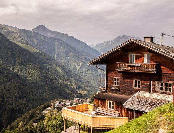 Berghütten und Hütten in Mayrhofen in Tirol mieten