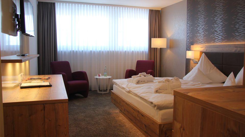 Kuschel-Doppelzimmer