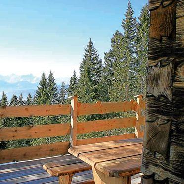 Aussicht, Alpine-Lodges Lisa, Arriach, Kärnten, Kärnten, Österreich