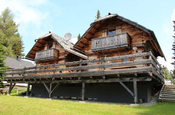 Aussenansicht, Alpine-Lodges Lisa, Arriach, Kärnten, Kärnten, Österreich