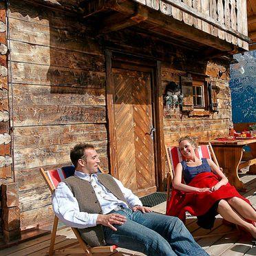 Terrasse1, Alpine-Lodges Lisa, Arriach, Kärnten, Kärnten, Österreich
