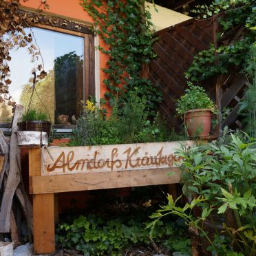 Almdorf Wildschönau - N1, Kräuter Garten