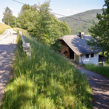 Zufahrt Haus Framgard, Haus Framgard, Bad Kleinkirchheim, Kärnten, Kärnten, Österreich