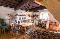 Country house apartment (6/6) - Bio-Landgut Tiefleiten