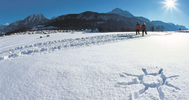 Winter-Schnupperwandern im Naturpark Tiroler Lech (S)