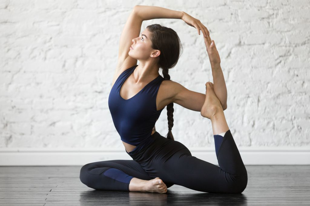 Yoga für den Rücken - Hotel Reppert