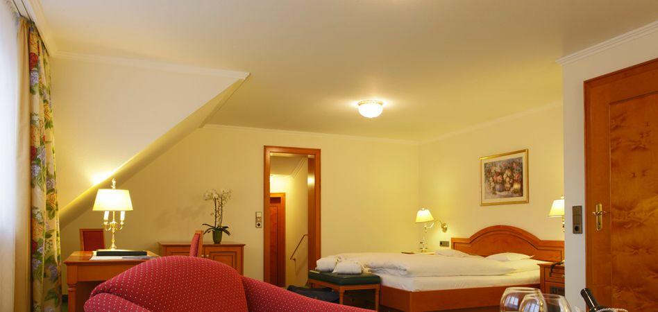 "Double room ""Alpersbach II "" 1/5"