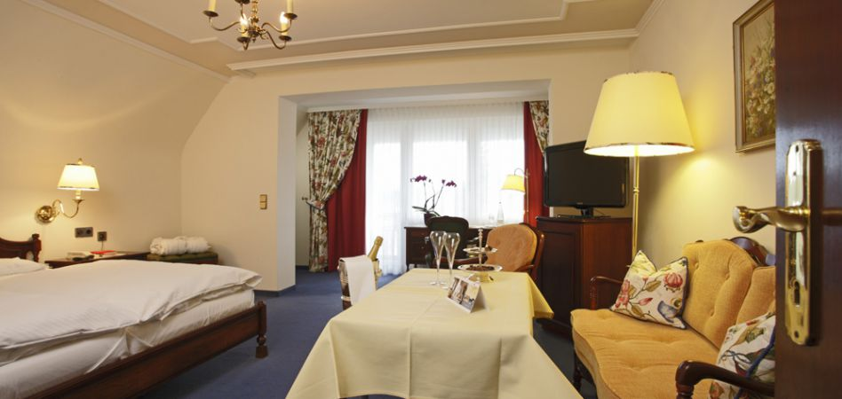 "Double room ""Hochfirst"" 1/2"