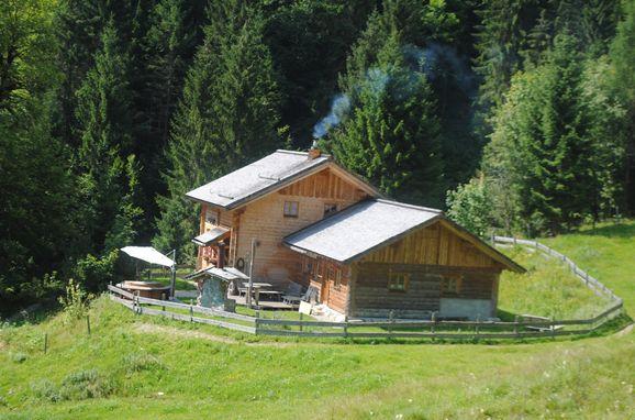Sommer, Loimoarhütte in Bischofshofen, Salzburg, Salzburg, Österreich