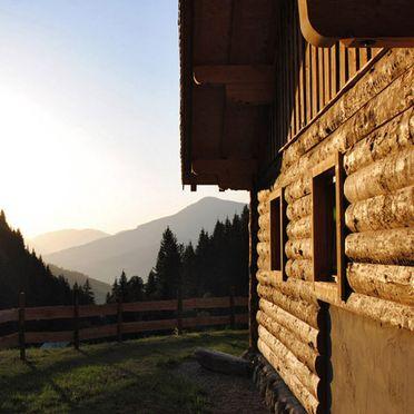 Sonnenaufgang, Loimoarhütte, Bischofshofen, Salzburg, Salzburg, Österreich