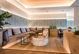 Sitzlounge im GENUSSDORF GMACHL - Hotel & Spa