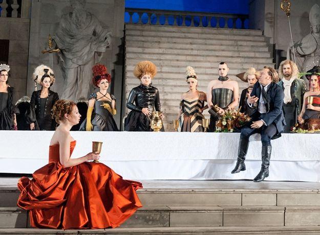 Salzburger Festspiele Juli