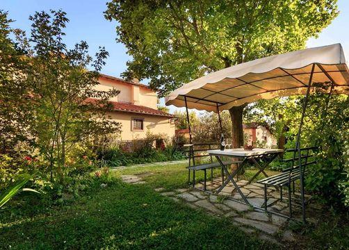 Weingut & Biohotel La Pievuccia, Castiglion Fiorentino (AR), Toscana, Italia (10/18)