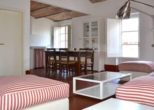 Apartment No. 2 / price per week (1/7) - Bio-Agriturismo Il Cerreto