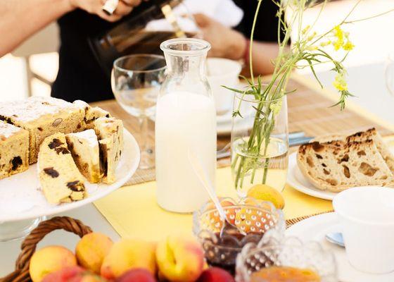 Bio-Küche - Bio-Agriturismo Il Cerreto