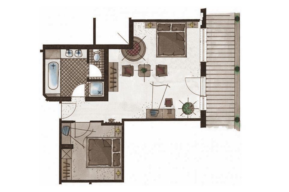 Panorama Suite 2/6