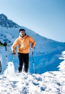 A&L Schneeschuhwanderzeit | 03.02. - 10.02.2018 & 17.02. - 08.04.2018