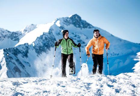 A&L Schneeschuhwanderzeit | 02.02. - 22.02.2020 & 01.03. - 14.03.2020