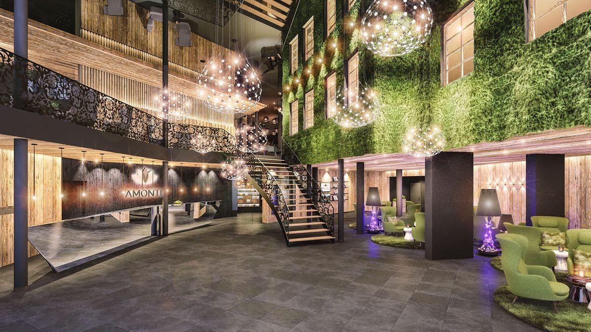 Hotel in Valle Aurina: AMONTI & LUNARIS Wellnessresort