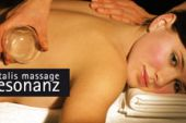 Massaggio Vitalis con risonanza alla schiena