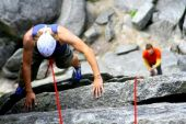 Climbing course for beginners